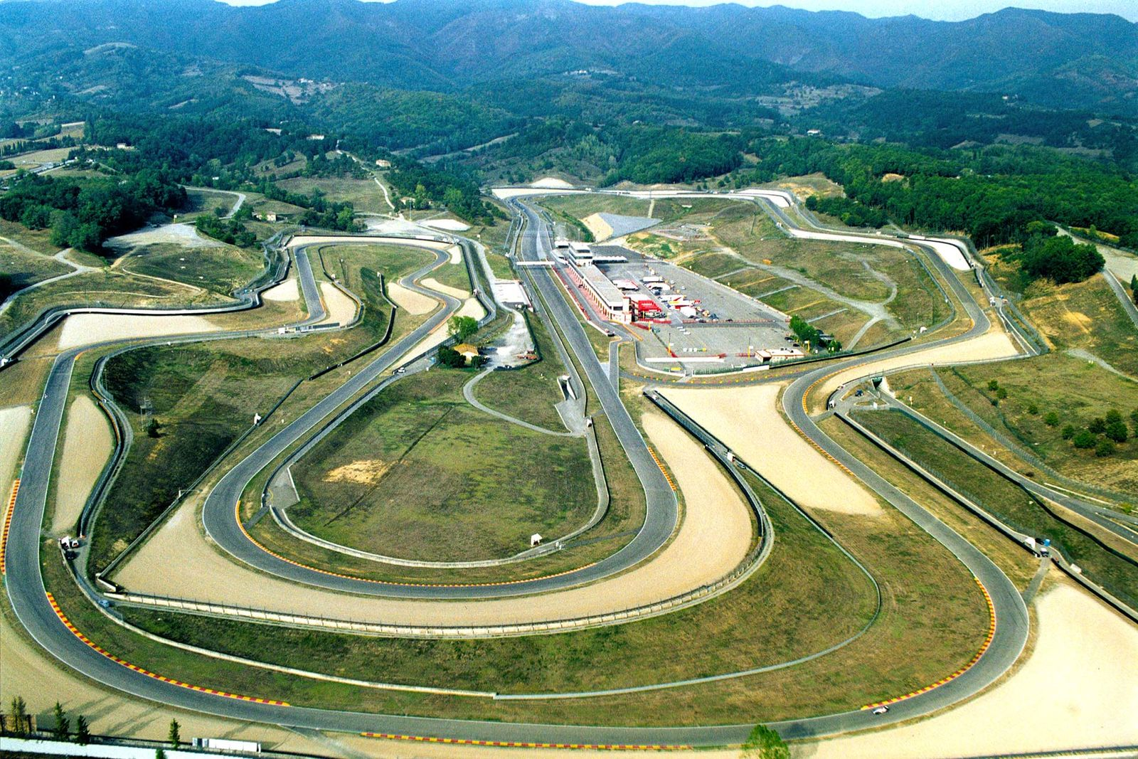 Circuito Del Mugello : Autodromo del mugello