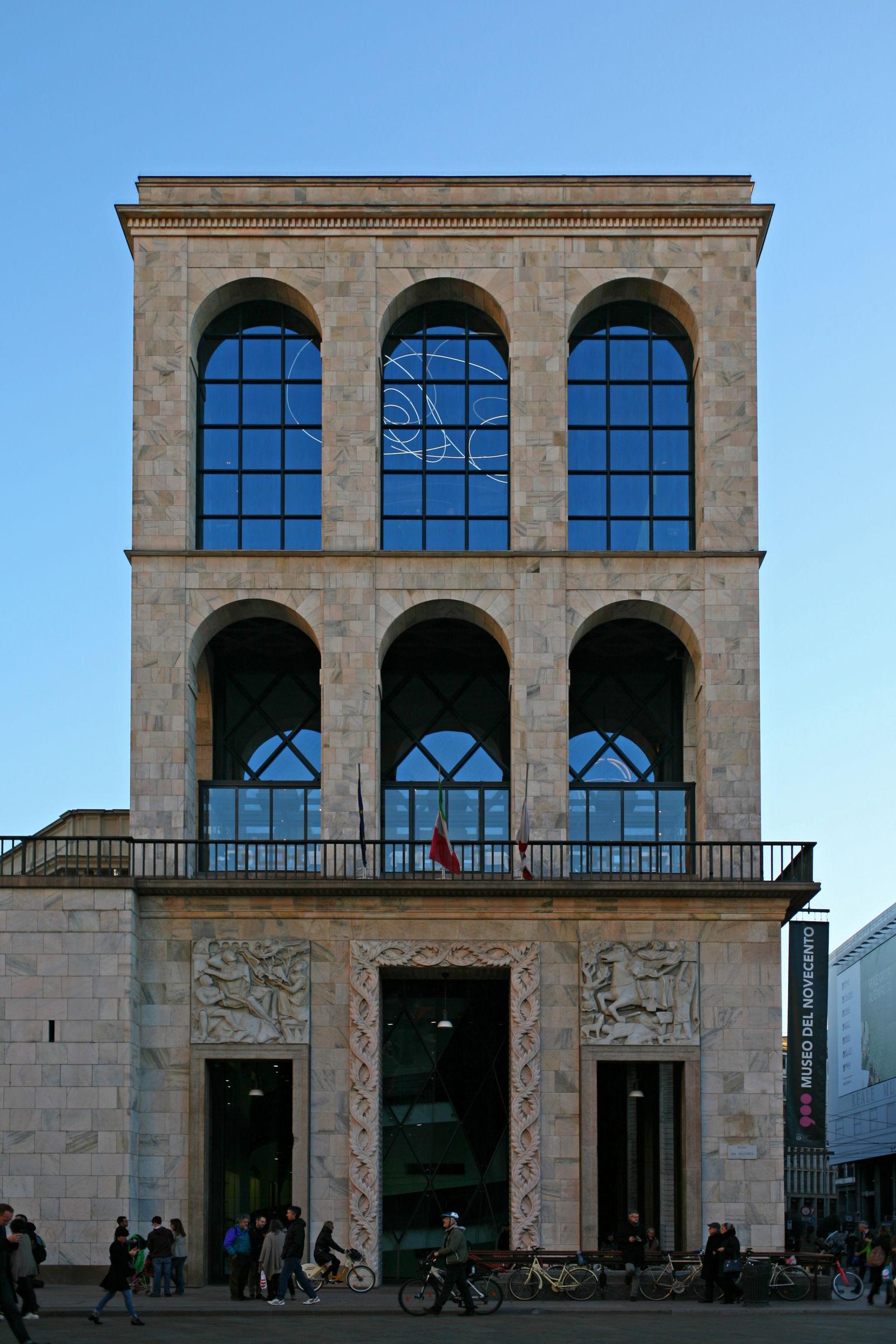 Museo Del 900 Milano.Museo Del Novecento
